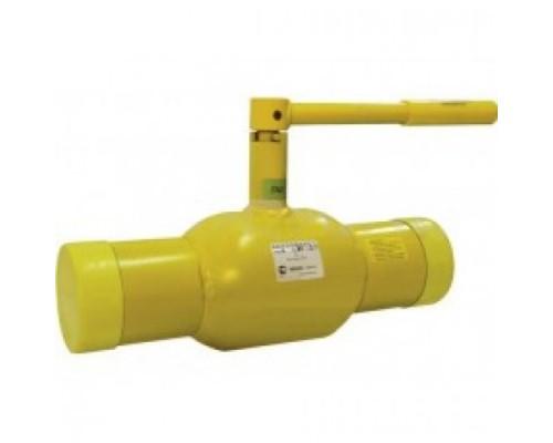 Кран шаровый Broen Ballomax® тип КШГ 70.102 на ГАЗ под приварку Ду 10-100 Ру 40/25
