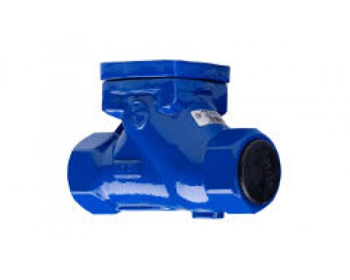 Клапан обратный резьбовой чугунный Jafar 6616 Ду 25-50 Ру 10