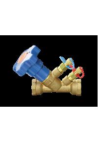Клапан балансировочный  VIR тип 9505  Ду 15-50, Ру  25 бар