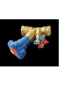 Клапан балансировочный  VIR тип 9515  Ду 15-50, Ру  25 бар