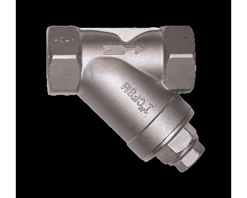 Фильтр сетчатый резьбовой нержавеющий IS30 Ду 15-80 Ру 40