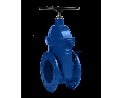 Задвижка Гранар тип KR11 для водоснабжения Ду 40-600, Ру  10/16 бар