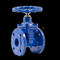 Задвижка Гранар тип KR20 для водоснабжения Ду 50-300, Ру  10/16 бар