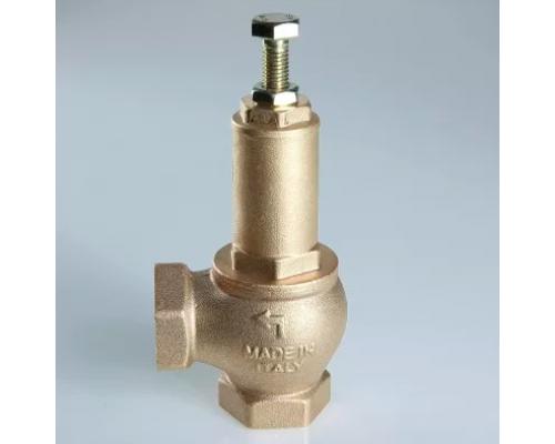 Клапан предохранительный OR 1831 резьбовой  латунный пропорциональный Ру 16