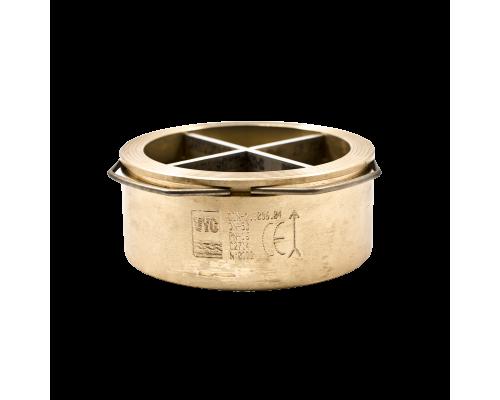 Клапан обратный межфланцевый бронзовый VYC 170-01 Ду 15-100 Ру 16