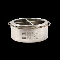 Клапан обратный межфланцевый нержавеющий VYC 172-03 Ду 125-300 Ру 40