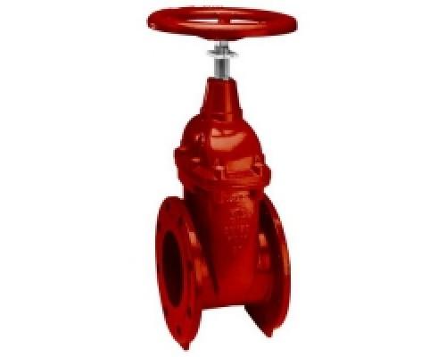 Задвижка AVK тип 06/35 для пожаротушения Ду 50-400, Ру  10/16 бар