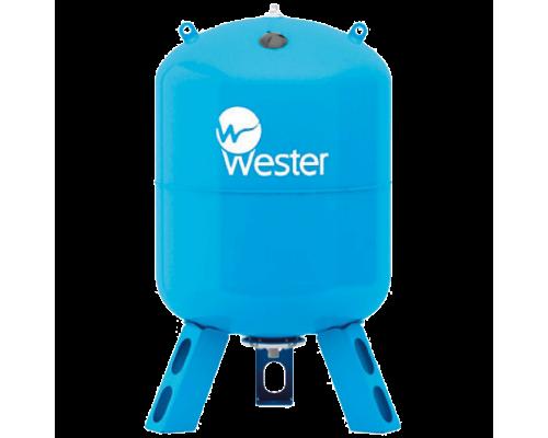 Мембранный бак Wester тип WAV для водоснабжения V 8 - 10 000 литров, Pn 10 бар