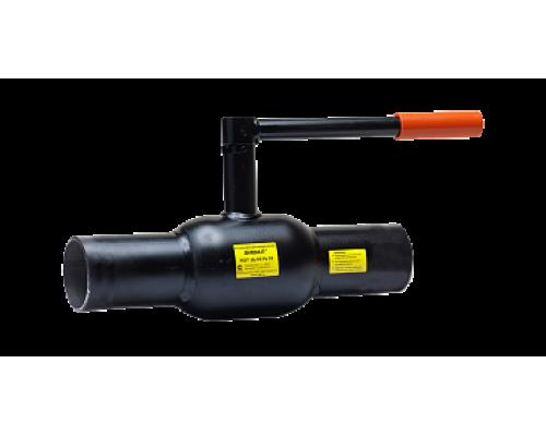Кран шаровый Бивал тип КШГ 12 газовый под приварку  Ду 15-100 Ру 40/25