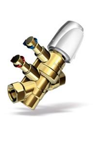 Клапан балансировочный Broen Dynamic Ду 15-50, Ру 25 бар