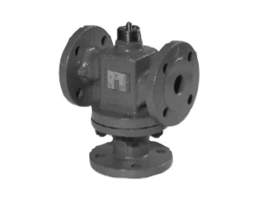 Клапан регулирующий Broen Clorius тип H3F  Ду 20-65, Ру 40 бар