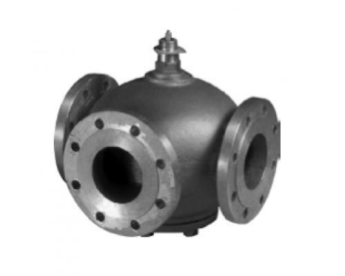 Клапан регулирующий Broen Clorius тип L3F  Ду 65-150, Ру 10 бар