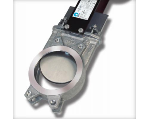 Затвор шиберный CMO тип A невыдвижной шток Ду 50-600, Ру 10 бар