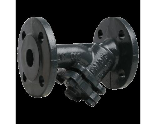 Фильтр сетчатый фланцевый чугунный Danfoss FVF 25 Ду 15-300 Ру 25