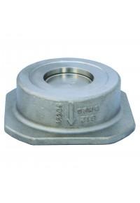 Клапан обратный межфланцевый нержавеющий Danfoss NDV 812 Ду 15-200 Ру 40