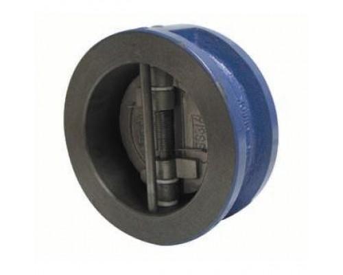Клапан обратный межфланцевый чугунный Genebre 2401 Ду 50-300 Ру 16