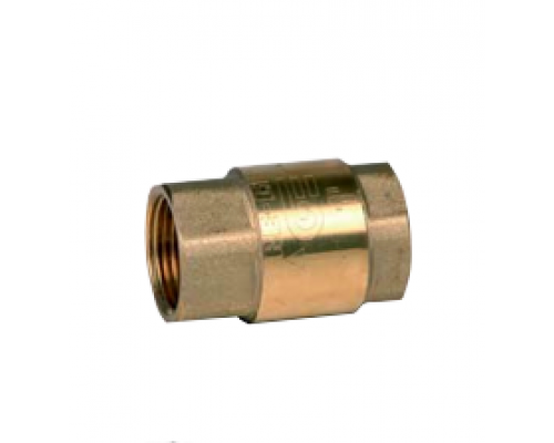 Клапан обратный латунный Genebre 3121 DN 15-65 PN 25
