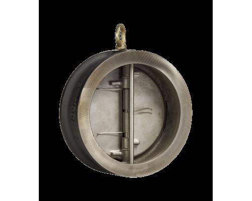 Клапан обратный межфланцевый чугунный Гранлок CV-16 Ду 40-600 Ру 16