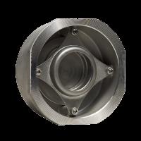 Клапан обратный межфланцевый нержавеющий Гранлок CVS40 Ду 15-300 Ру 40