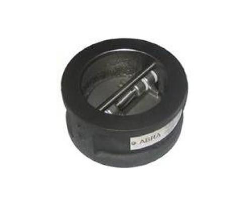 Клапан обратный межфланцевый чугунный  Абрадокс ABRA-D122-EN Ду 40-1200 Ру 16