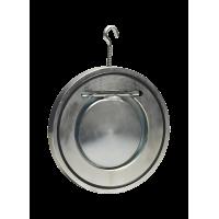 Клапан обратный межфланцевый стальной Гранлок ЗОП Ду 40-300 Ру 16