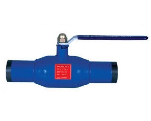 Кран шаровый КМС под приварку Ду 15-150, Ру 25