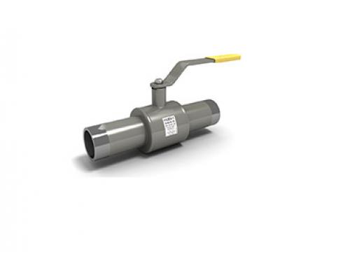 Шаровый кран равнопроходной под приварку LD тип КШ.Ц.П Ду 50-100 Ру 25-40