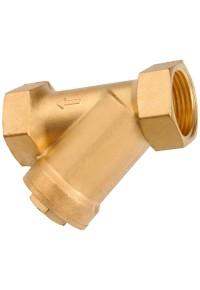 Фильтр Y-образный латунный Broen Ballofix DN 15-50 PN16 Tmax 110 оC