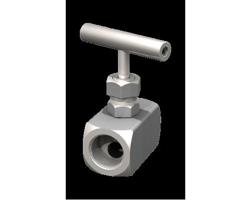 Вентиль запорный с PTFE уплотнением тип MV40, ADL