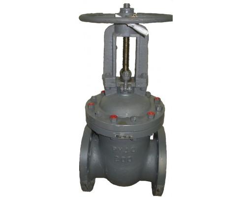 Задвижка 30с15нж НТМ для водоснабжения Ду 50-300, Ру 40 бар