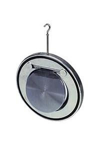 Клапан обратный межфланцевый стальной Tecofi CB 5440 Ду 40-400 Ру 16