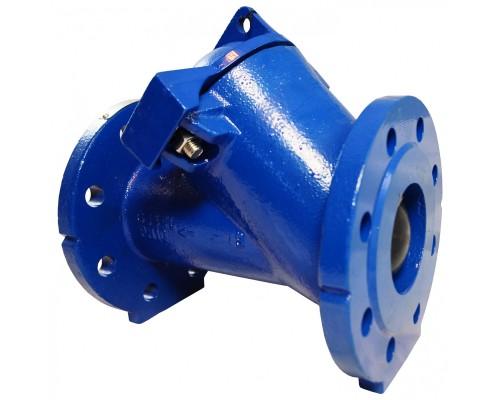 Клапан обратный фланцевый чугунный Tecofi CBL 3240 Ду 40-600 Ру 10