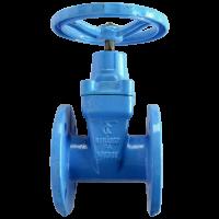 Задвижка Tecofi тип VOC 4241 для водоснабжения Ду 40-400, Ру  16 бар