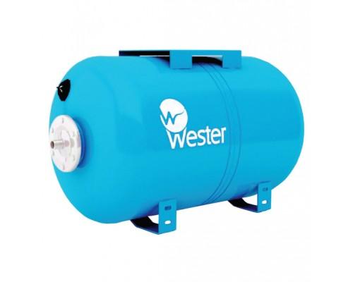 Мембранный бак Wester тип WAO для водоснабжения V 24-150 литров, Pn 10 бар