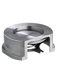 Клапан обратный межфланцвый нержавеющий Zetkama V275-I Ду 15-300 Ру 40