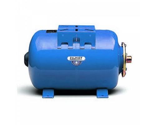 Мембранные баки Zilmet тип ULTRA-PRO горизонтальные для водоснабжения V 24 - 300 литров, Pn 10 бар