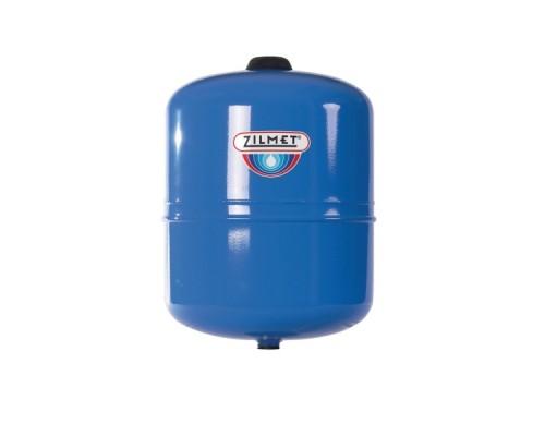 Мембранный бак Zilmet тип WATER-PRO для водоснабжения V 5 - 24 литра, Pn 10 бар